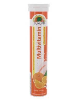 Sunlife Multivitamin Brausetabletten  - 4022679002501