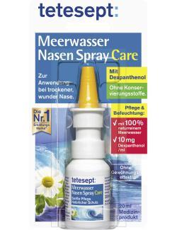 Tetesept Meerwasser Nasenspray Care  (20 ml) - 4008491261708