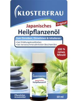 Klosterfrau Japanisches Heilpflanzenöl 29,90 EUR/100 ml 129572