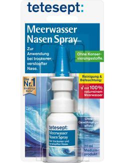 Tetesept Meerwasser Nasenspray  (20 ml) - 4008491312622