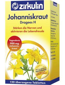 Zirkulin Johannis-Kraut Dragees H  (120 St.) - 4056500009551