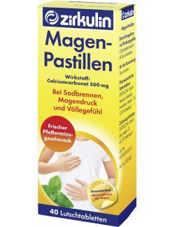 Zirkulin Magen Pastillen  (40 St.) - 4056500072005