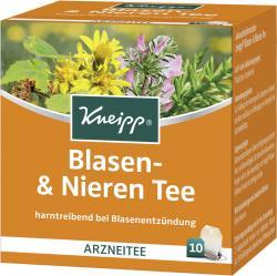 Kneipp Blasen- und Nieren Tee  - 4008233031064