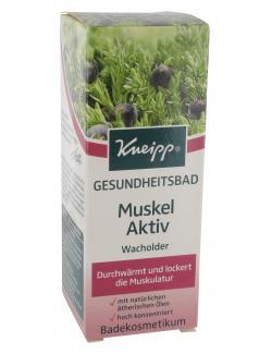 Kneipp Muskel Aktiv Wacholder Gesundheitsbad  (100 ml) - 4008233060811