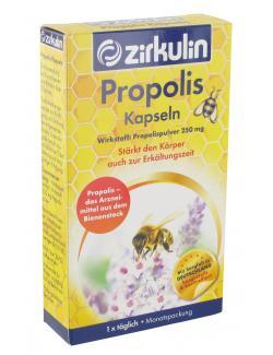 Zirkulin Propolis Kapseln  - 4056500008486