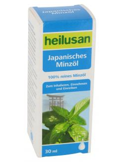 Heilusan Japanisches Minz�l  (30 ml) - 4037771619564