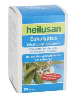 Heilusan Eukalyptus Erkältungs Balsam-S  (50 g) - 4037771619557