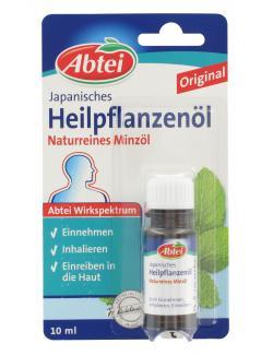Abtei Japanisches Heilpflanzenöl 29,90 EUR/100 ml 786974