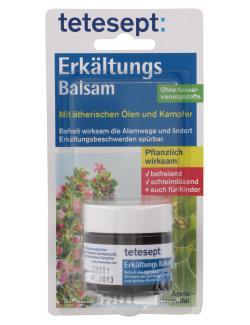 Tetesept Erkältungs Balsam  (20 g) - 4008491444330