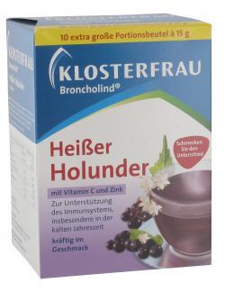 Klosterfrau Broncholind Heißer Holunder  - 4008617131137