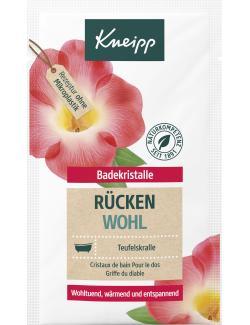 Kneipp R�cken Wohl Teufelskralle Badekristalle  (60 g) - 4008233111223