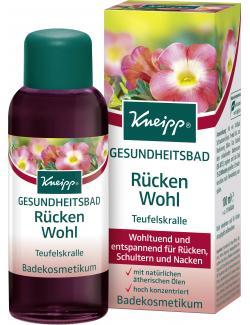 Kneipp Rücken Wohl Teufelskralle Gesundheitsbad  (100 ml) - 4008233109022