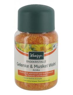Kneipp Gelenke & Muskel Wohl Arnika Badekristalle  (500 g) - 4008233053097