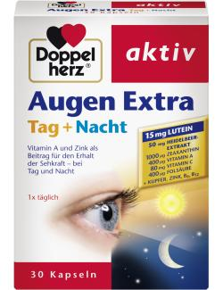 Doppelherz aktiv Augen Extra Tag + Nacht Kapseln  - 4009932009385