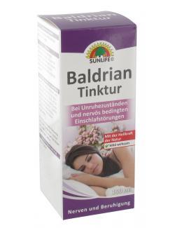 Sunlife Baldrian Tinktur  (100 ml) - 4022679116321