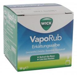 Wick VapoRub Erk�ltungssalbe  (50 g) - 5410076765843