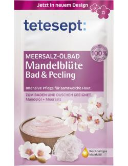 Tetesept Mandelbl�te Meersalz-�lbad  (65 g) - 4008491113816