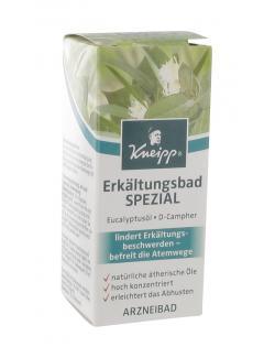 Kneipp Erk�ltungsbad Spezial Eucalyptus�l  (20 ml) - 4008233052182