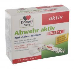 Doppelherz aktiv Abwehr aktiv Direct Zink + Selen + Histidin  (20 St.) - 4009932002546