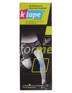 K-Tape for me bei Schmerzen im Hand- oder Kniegelenk  (1 St.) - 4260168221068