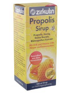 Zirkulin Propolis Sirup  (100 ml) - 4056500084206