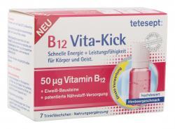 Tetesept B12 Vita Kick Trinkfl�schchen  (7 St.) - 4008491276061