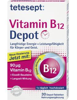 Tetesept Vitamin B12 Depot  - 4008491276054