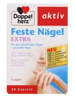 Doppelherz aktiv Feste N�gel extra  - 4009932009910