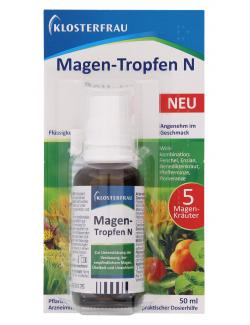 Klosterfrau Magen-Tropfen N  (50 ml) - 4008617013402