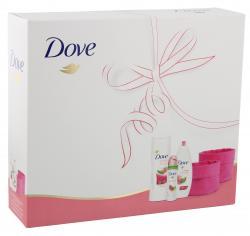 Dove Go fresh Body Lotion + Anti-Transpirant + reichhaltige Pflegedusche  - 8712561637824