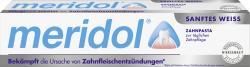 Meridol Zahnpasta sanftes weiss  (75 ml) - 8714789921006