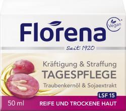 Florena Traubenkern�l & Sojaextrakt Tagespflege  (50 ml) - 4005900107800