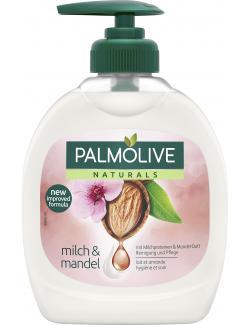 Palmolive Naturals Zarte Pflege Mandelmilch Fl�ssigseife  (300 ml) - 8714789939681