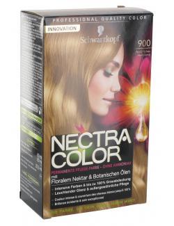 Schwarzkopf Nectra Color Pflege-Farbe 900 nat�rliches Hellblond  (143 ml) - 4015000982412