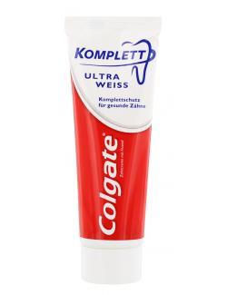 Colgate Komplett ultra weiß  (75 ml) - 8714789971926