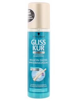 Schwarzkopf Gliss Kur Express-Repair-Sp�lung Million Gloss  (200 ml) - 4015000985413