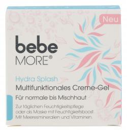 Bebe More Hydra Splash Creme Gel  (50 ml) - 3574661153278
