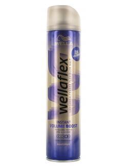 Wella Wellaflex Haarspray Instant Volume Boost extra starker Halt  (250 ml) - 4015600693664