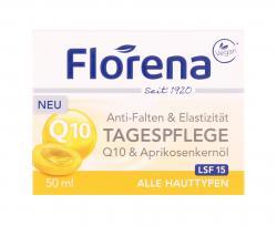 Florena Glättende Anti-Falten Tagespflege  (50 ml) - 4005900108548