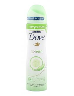Dove Go fresh Deodorant compressed Grüner Tee & Gurke  (75 ml) - 96104675