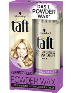 Schwarzkopf 3 Wetter Taft modellierendes Powder Wax  (20 g) - 4015001001037