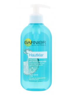 Garnier Skin Naturals Hautklar Anti-Pickel Waschgel  (200 ml) - 4084200772901