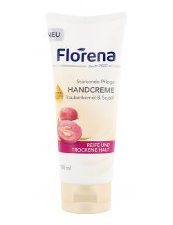 Florena Handcreme Traubenkern�l & Soja�l  (100 ml) - 4005900107893