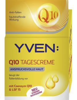 Yven Q10 Tagescreme  (50 ml) - 4260370430265