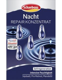 Schaebens Nacht Repair Konzentrat  (5 St.) - 4003573022109