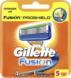 Gillette Fusion Klingen  (5 St.) - 7702018383368