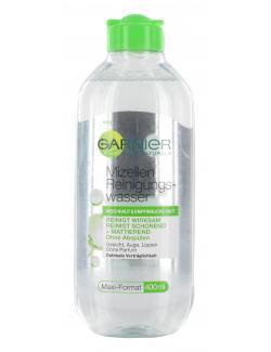 Garnier Skin Naturals Mizellen Reinigungswasser Mischhaut  (400 ml) - 3600541594821