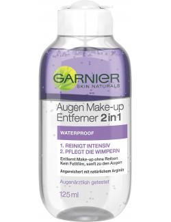 Garnier Skin Naturals Augen Make-up Entferner 2in1  (125 ml) - 3600541698475