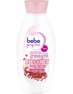 Bebe Young Care Smoothie Bodylotion Granatapfel  (400 ml) - 3574661191430