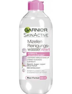 Garnier Skin Naturals Mizellen Reinigungswasser  (400 ml) - 3600541698482